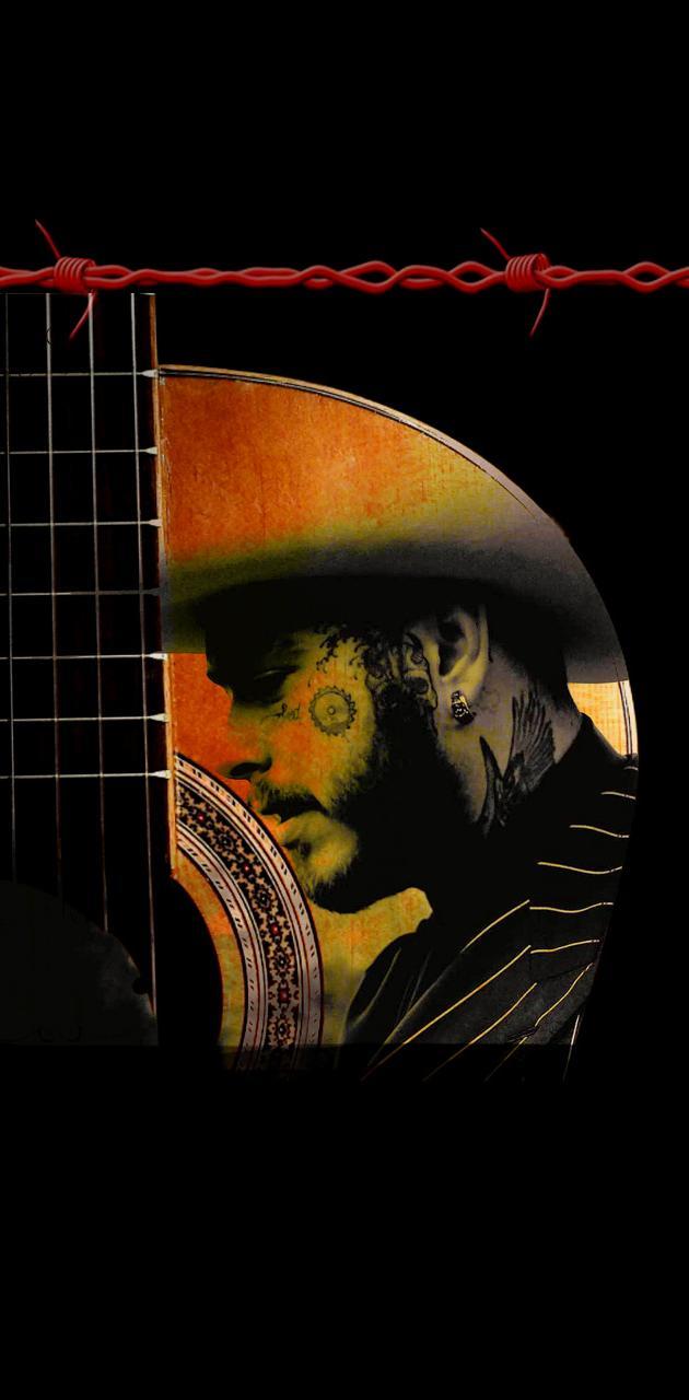 Post Malone Guitar