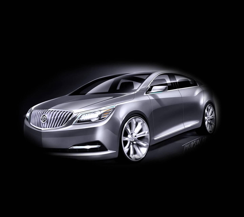 Buick Legacy