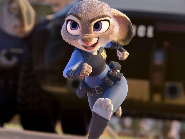 Oficial Judy Hopss