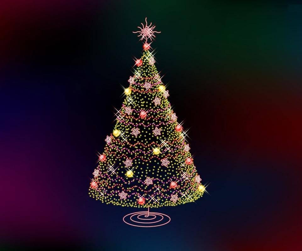 Neonxmastree