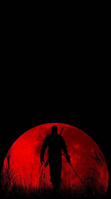 Ninja Blood Moon