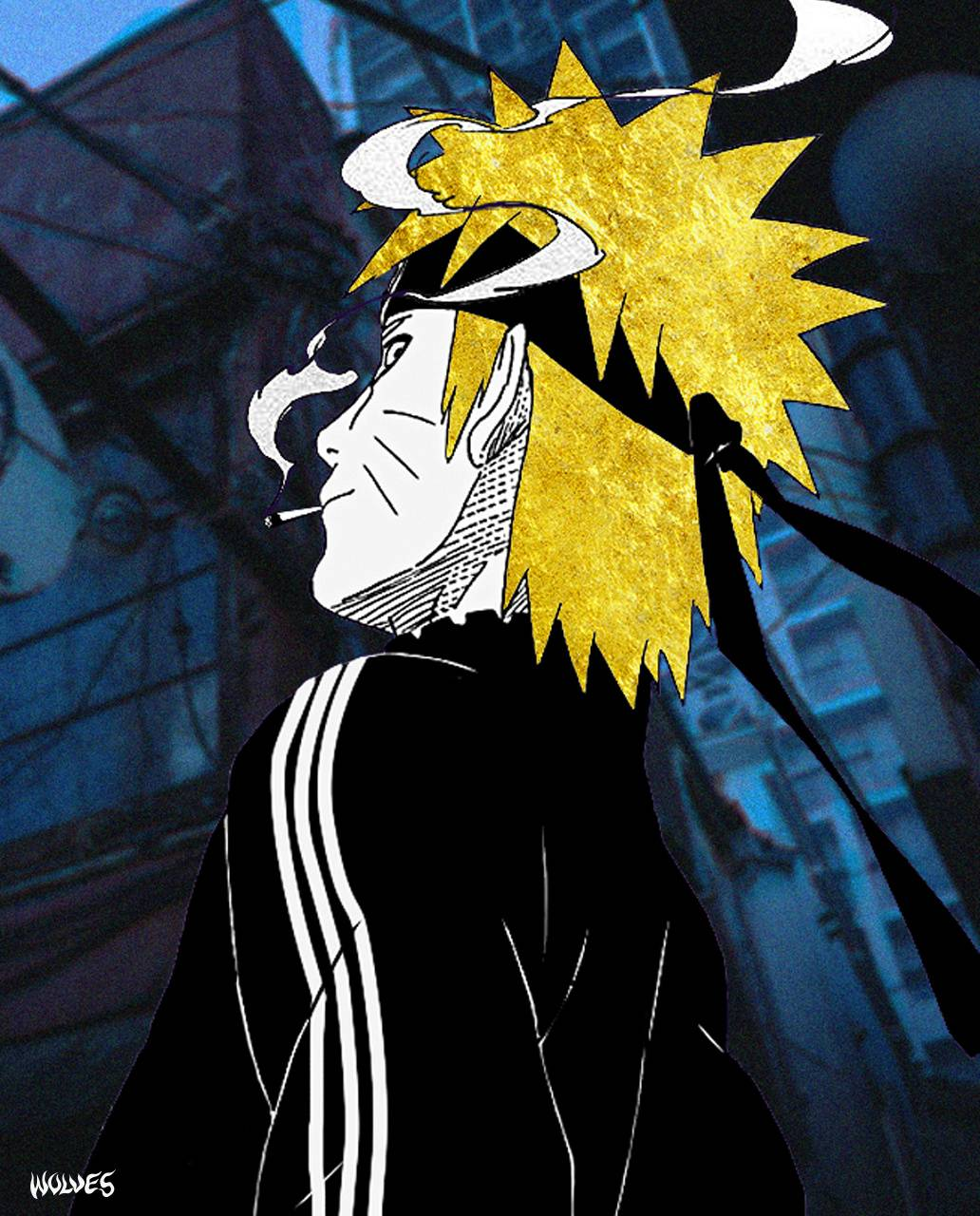 Naruto Smoke