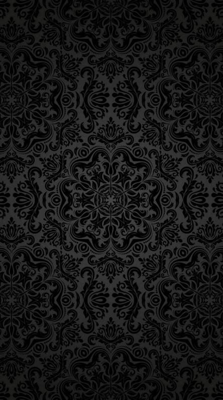 Black Ornament