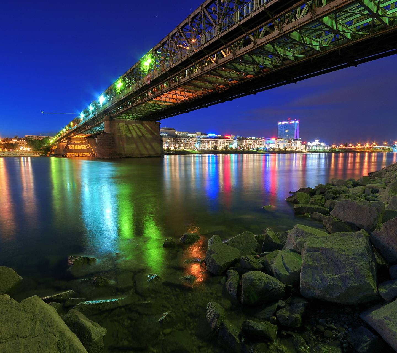 Bridge Rainbow