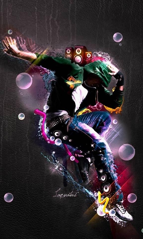 Freedom Of Dancing