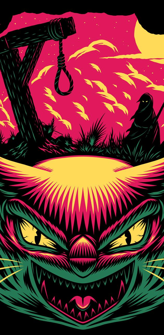 Cat Hallowen