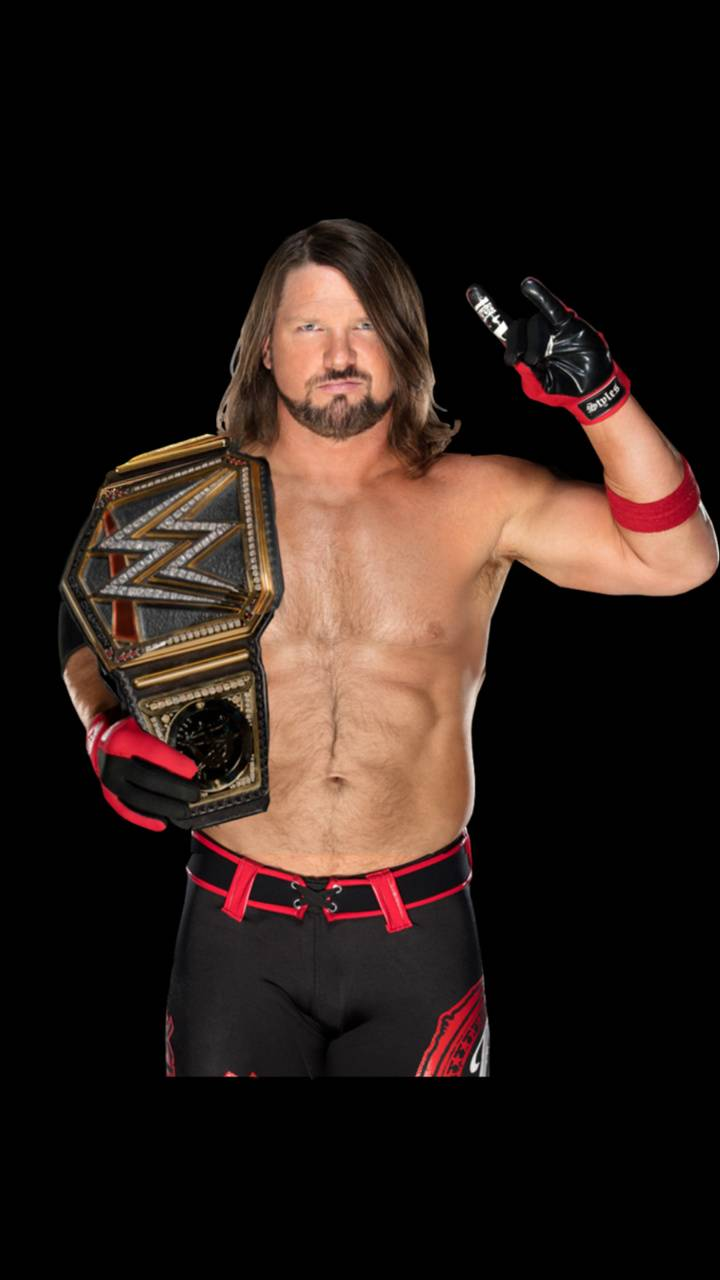 WWE Champ Styles