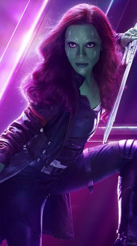 Gamora - End Game
