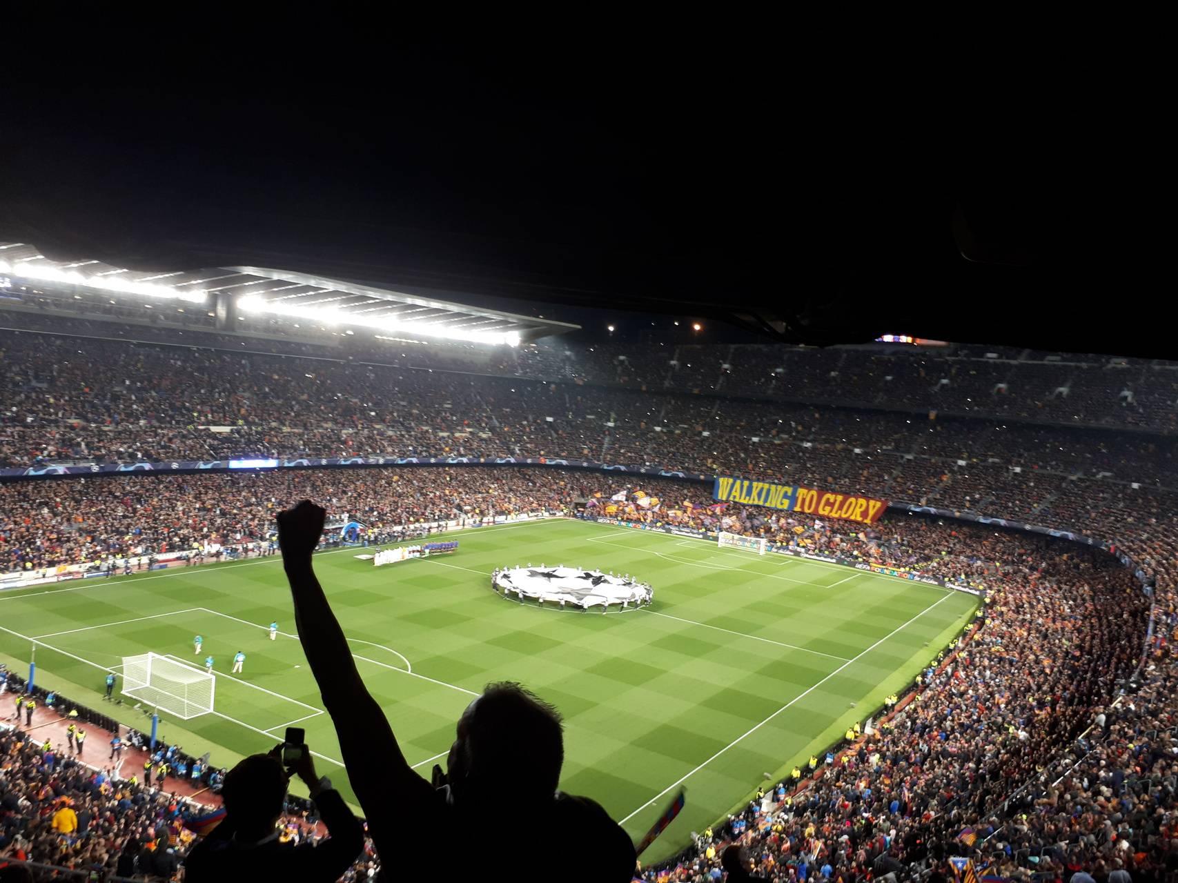 Barcelona vs United