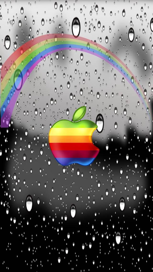 Apple Iphone Rain Wallpaper By Julianna 84 Free On