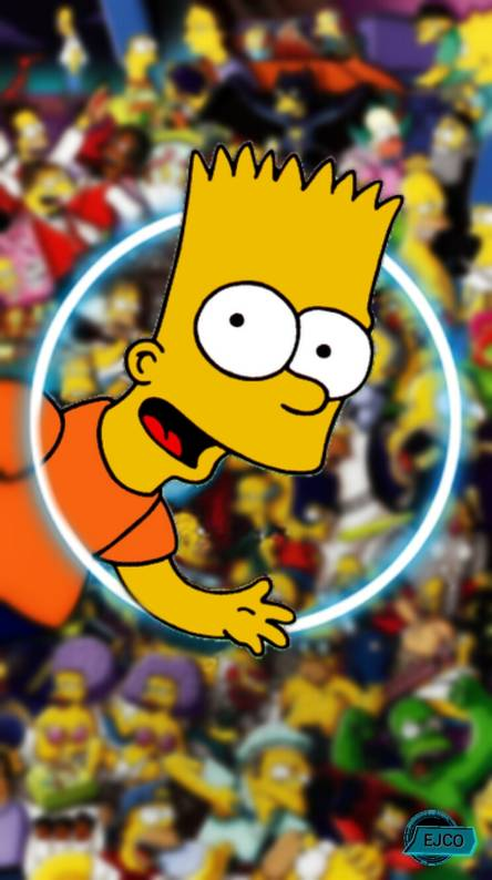 Bart Simpson Wallpapers Free By Zedge