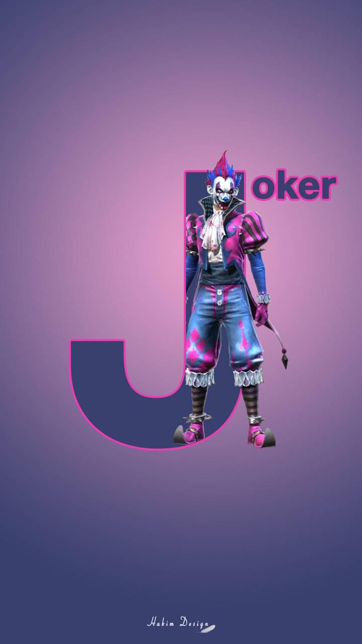 joker free fire