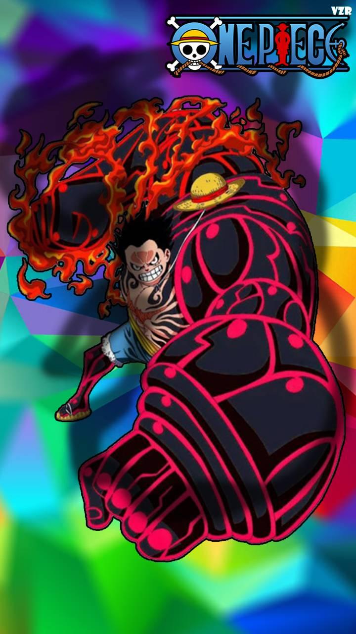 Luffy Gear Fourth Wallpaper By Vizar1791 F1 Free On Zedge