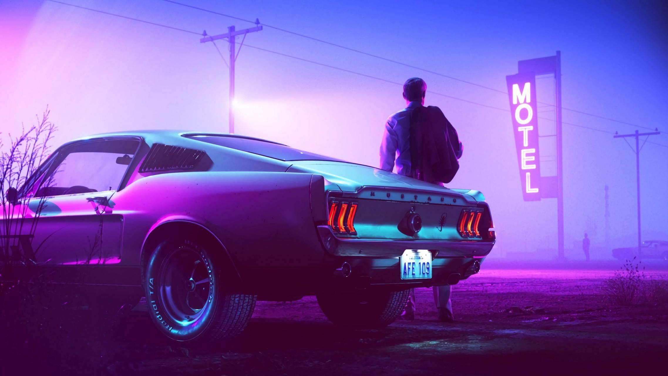 Mustang Colors