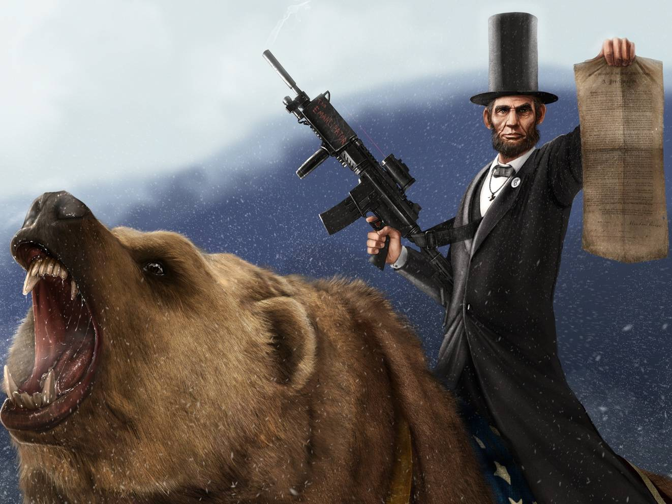 Epic Lincoln Is Epic
