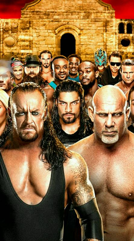 WWE SUPERSTAR 2017