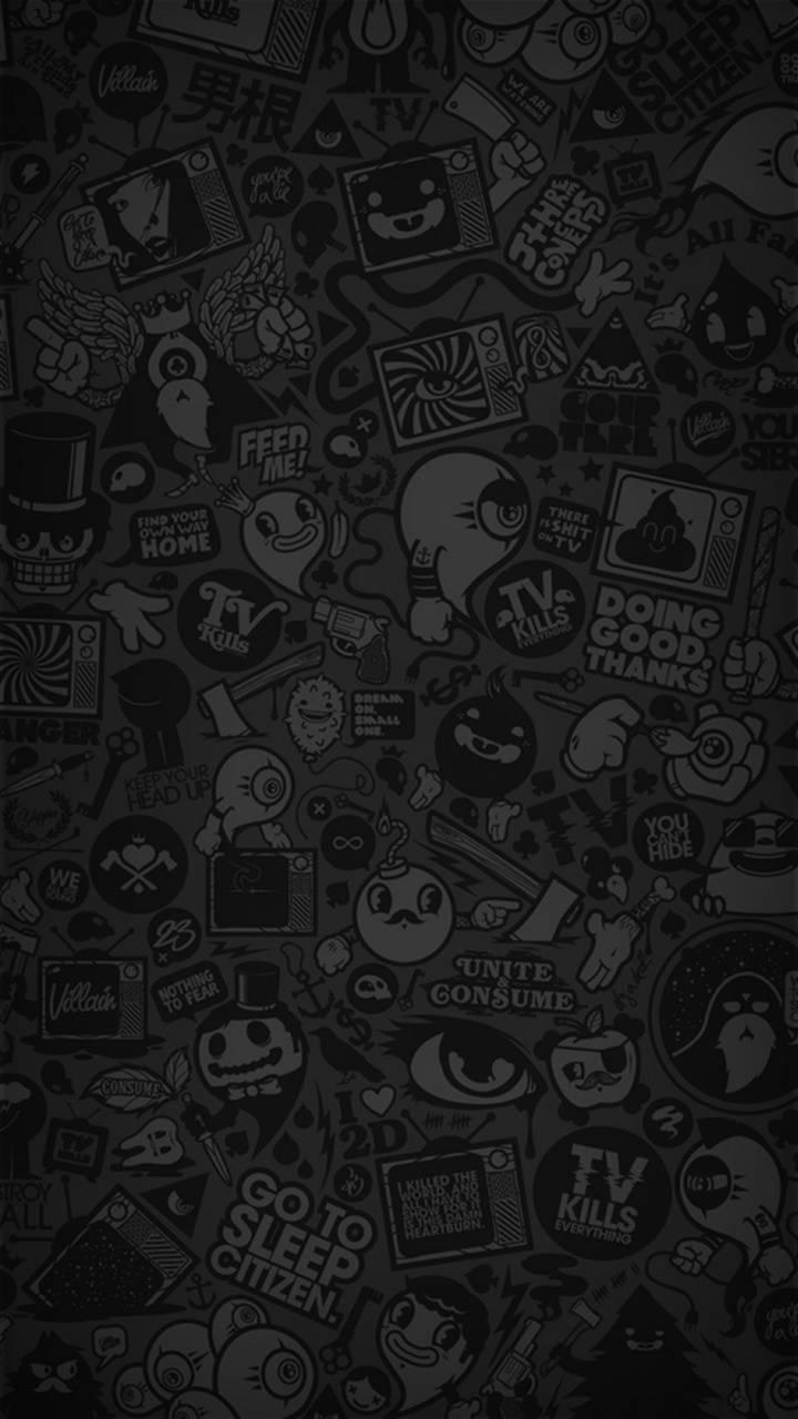 Cartoon Dark