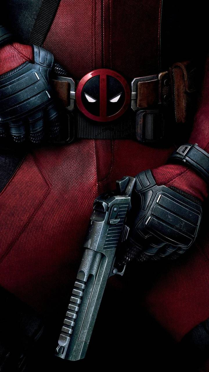 Deadpool lower half