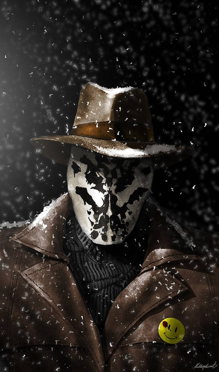 Rorschach Wallpaper By Whiskylover98 A4 Free On Zedge