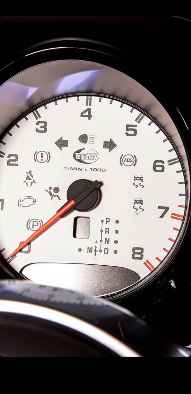 TechArt Clock