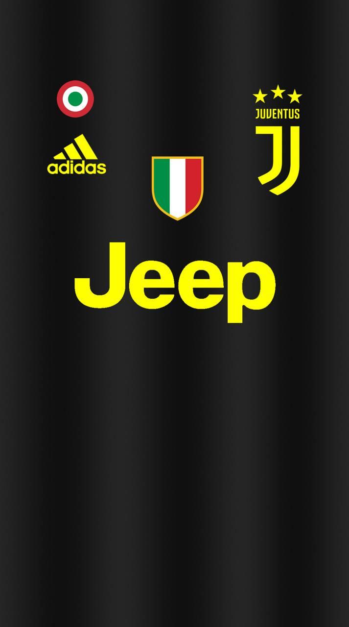 Juventus third 18-19