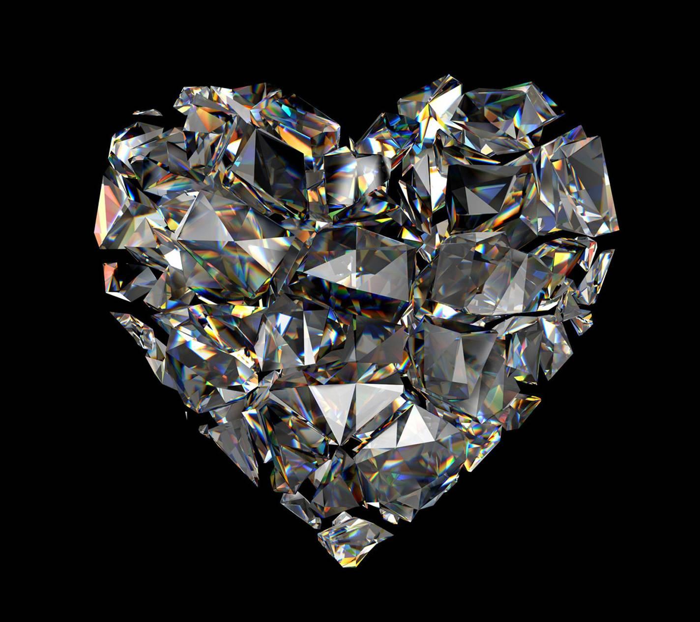 Dimond Heart