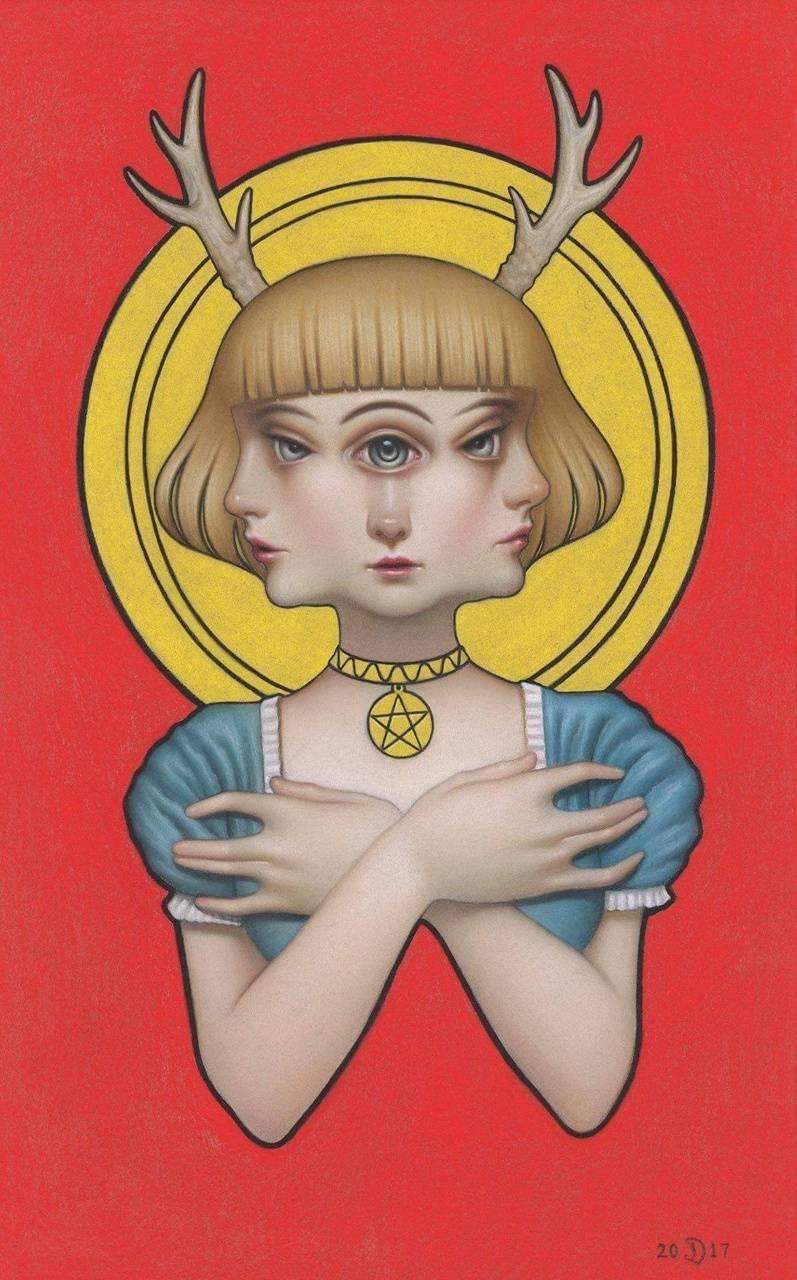 Trinity woman