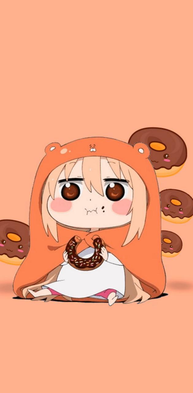 Umaru-chan Donuts