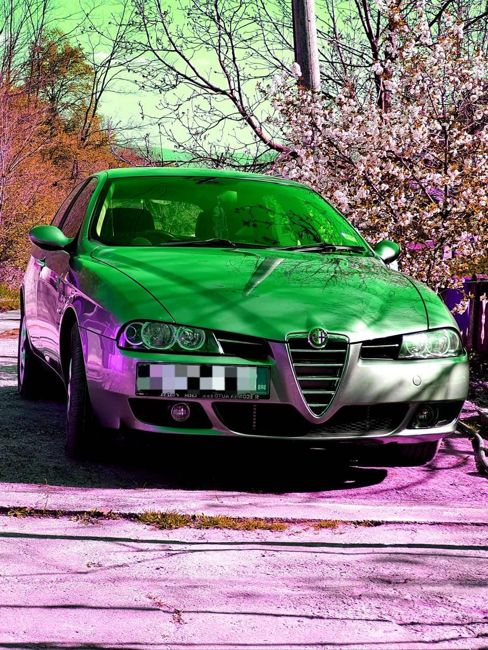 Alfa 156