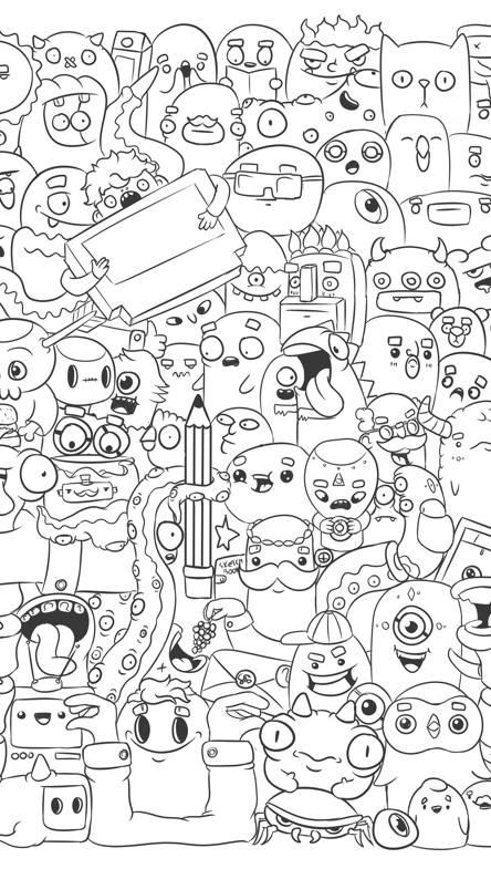 Doodles sketch