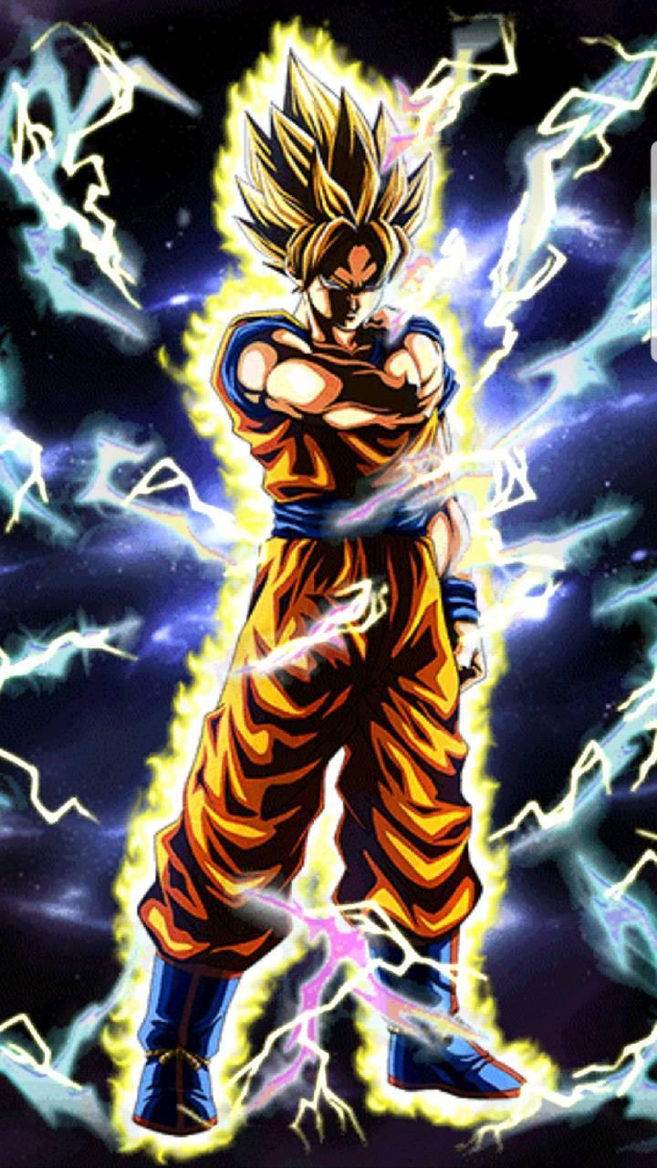 Legendary SSJ Goku