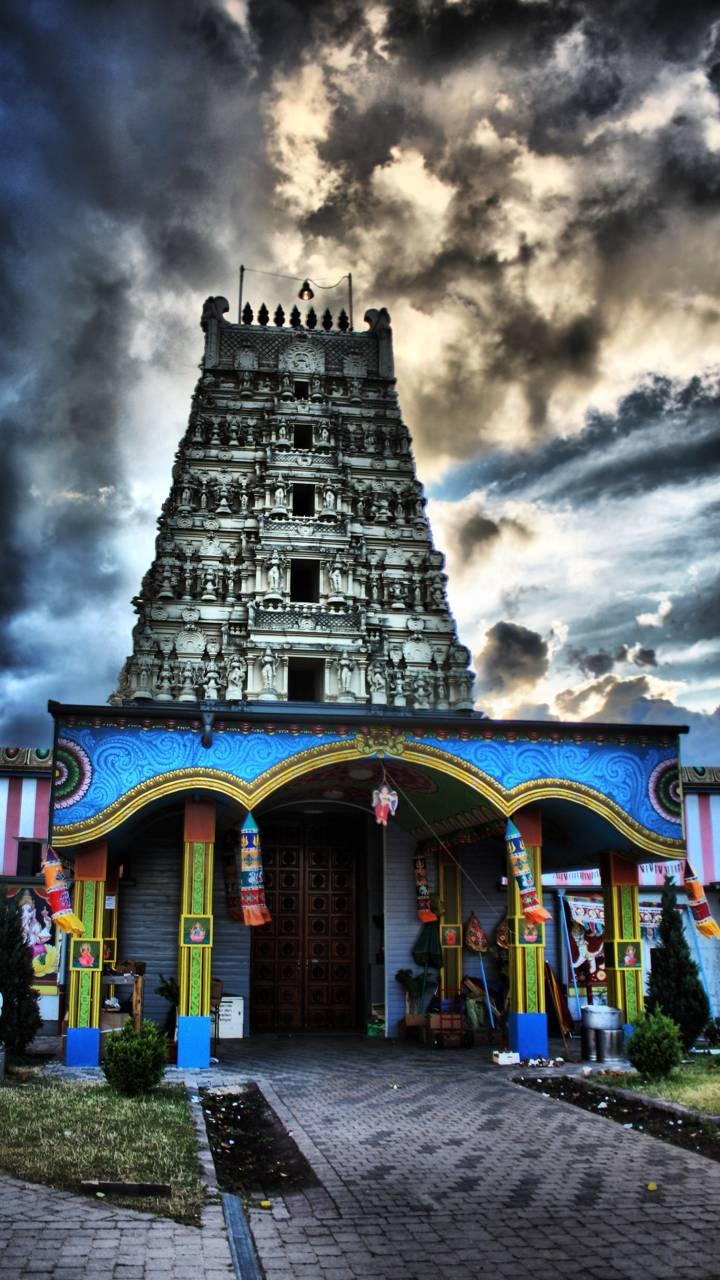 Hindu Temple Hd