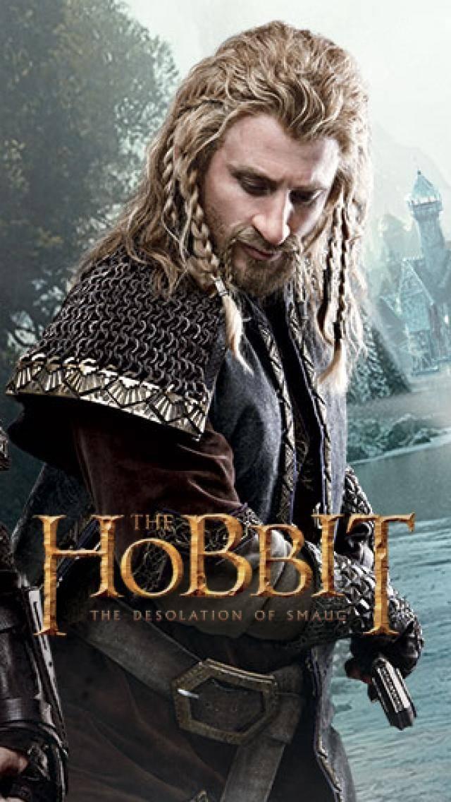 Fili from the Hobbit