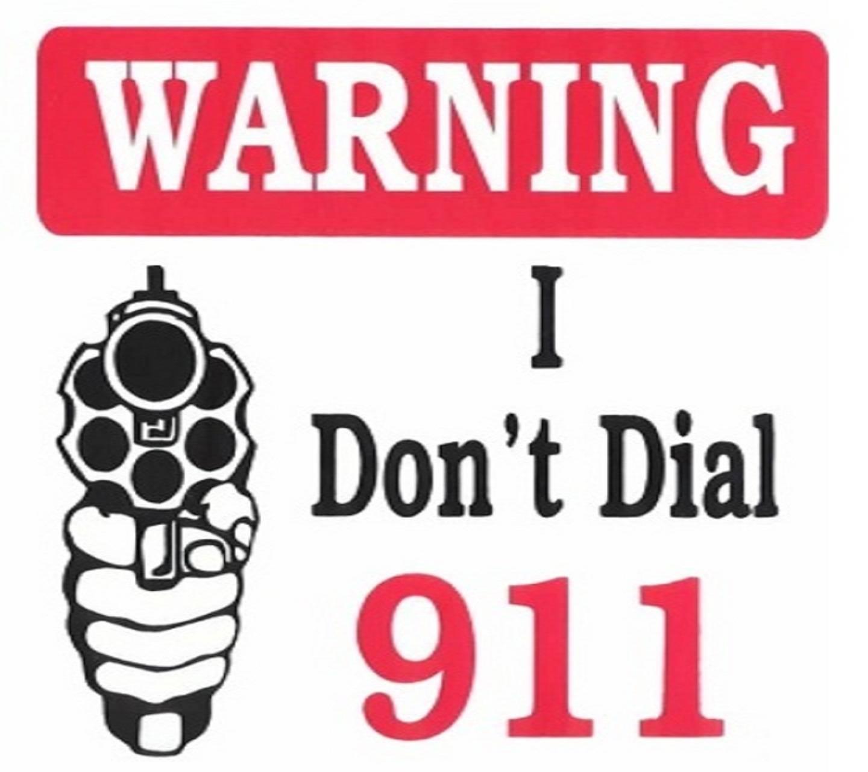911 - Warning