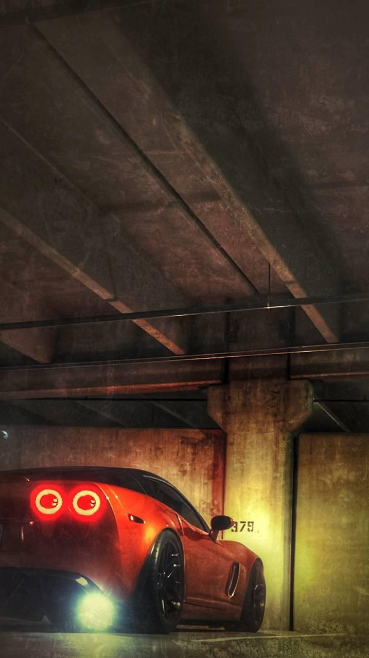 Corvette Z06 01