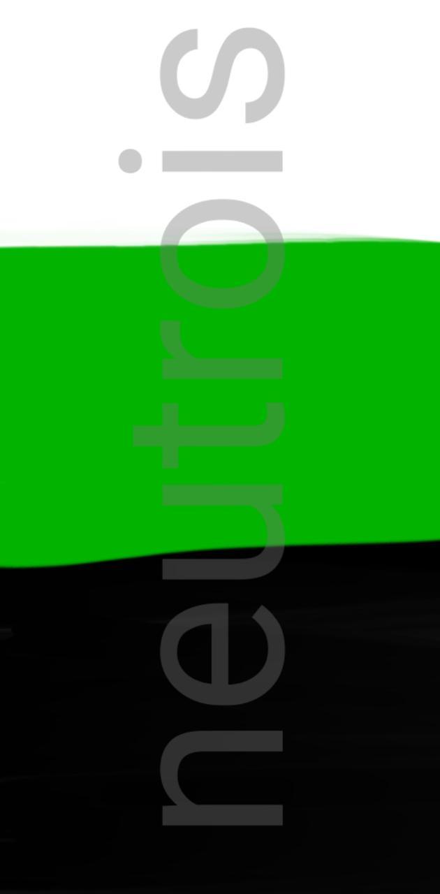 Neutrois flag