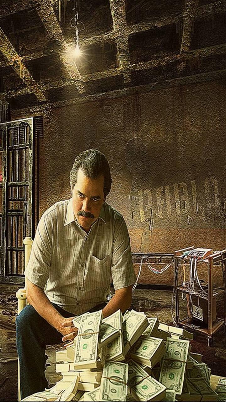 Pablo Escobar Narcos wallpaper by