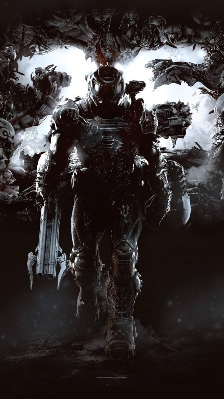 Doom Eternal Wallpaper By Mistermostacho 15 Free On Zedge