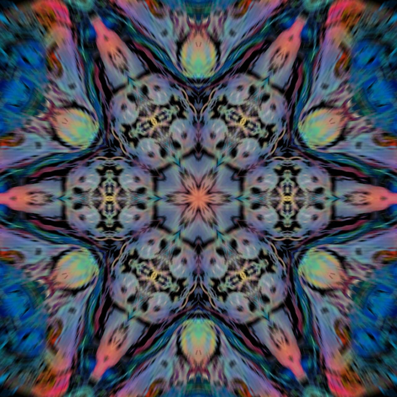 Kaleidoscopes me