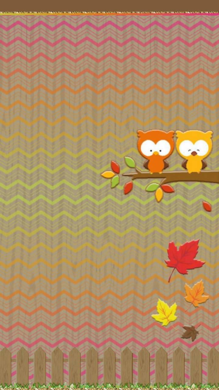autumn owls