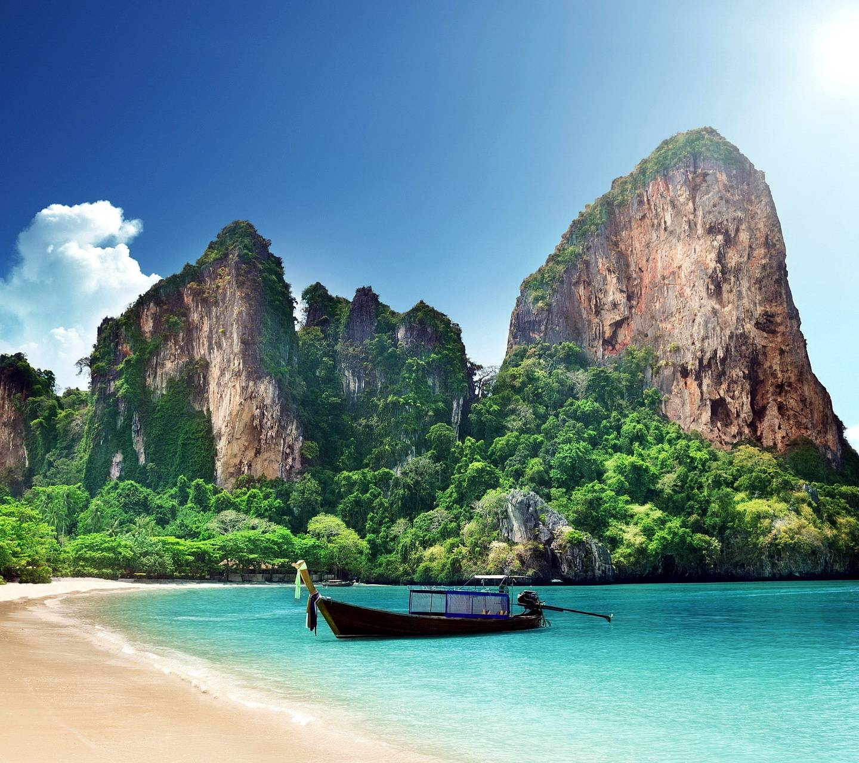 Thailand Sea