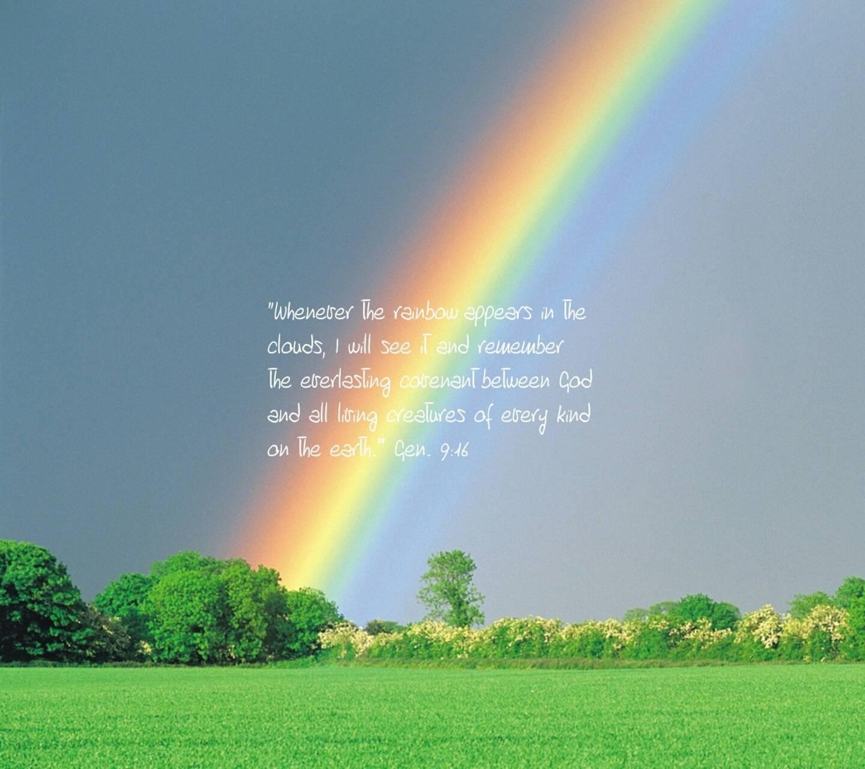 Rainbow  of God