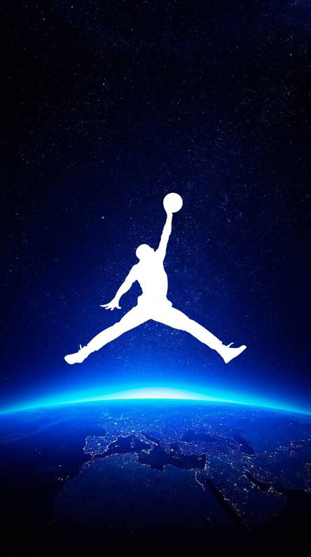 Michael Jordan Logo Wallpapers Free By Zedge