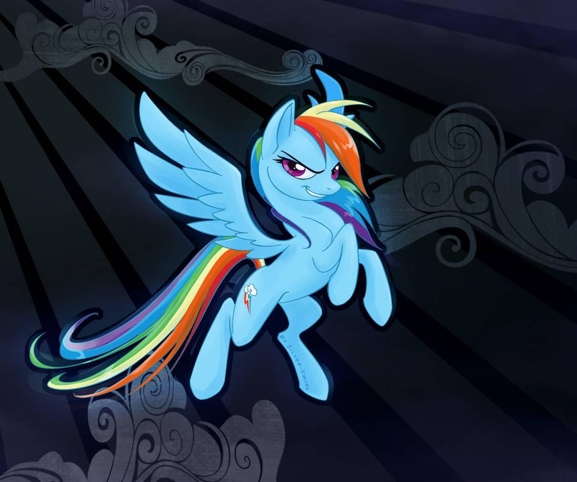 Rainbow Danger Dash