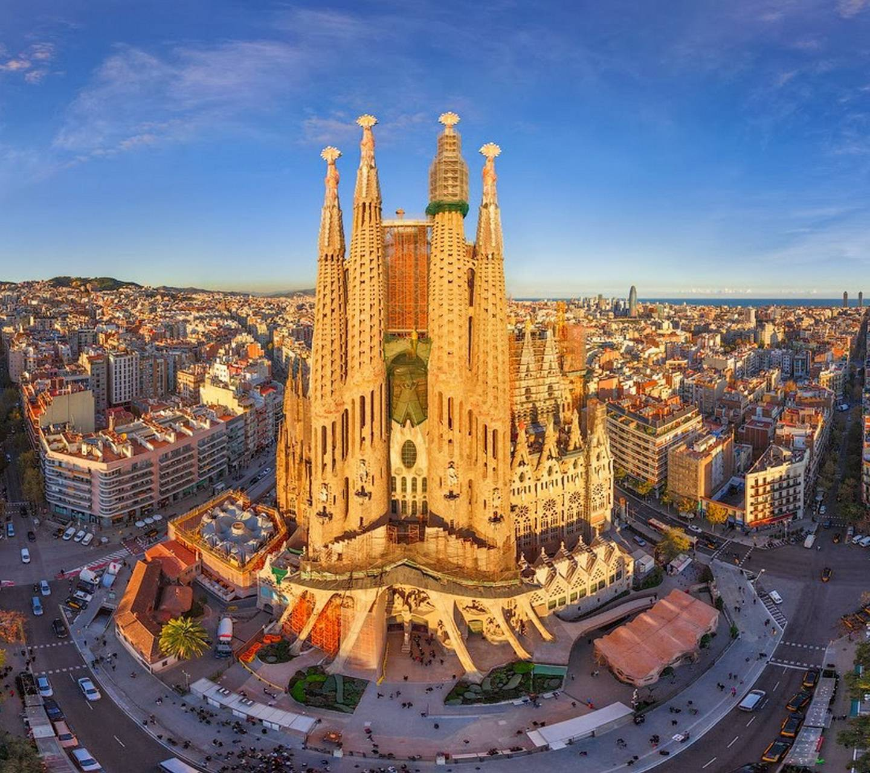 Sagrada Familia Wallpaper By Barsadenis 07 Free On Zedge
