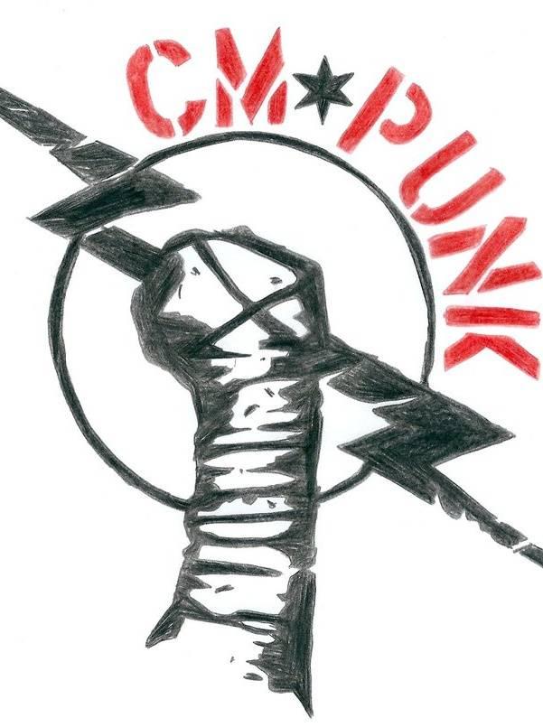 Cm Punk Logo Hd Wallpaper By Dhanush Fanz 8a Free On Zedge