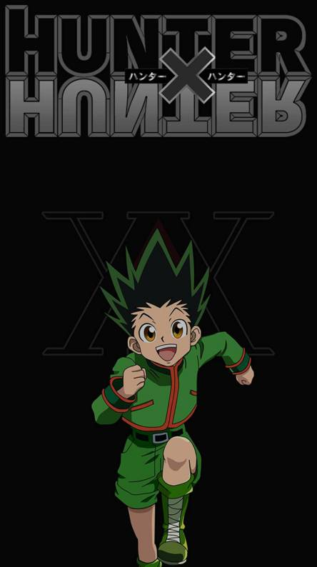 Gon Freecss Wallpapers Free By Zedge