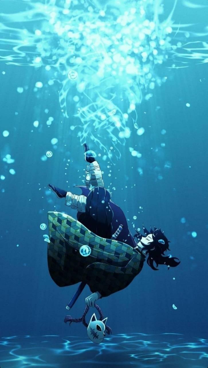 Tomioka on water