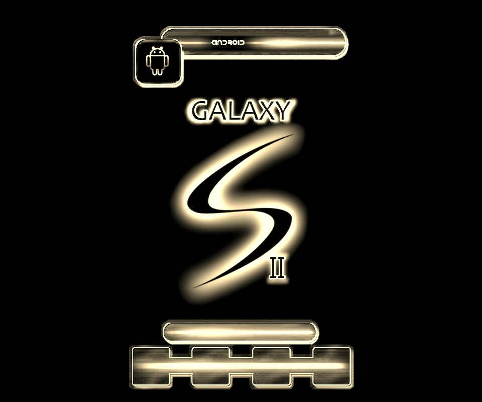 Black Gold Galaxy S2