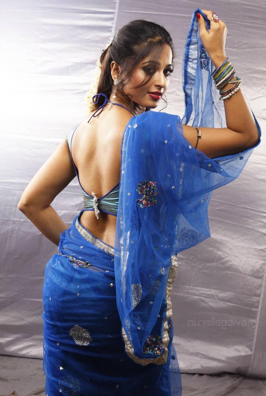 Anushka Hot Back